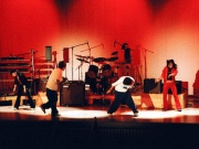 SATOSHI feat.DANCE SCHOOL'ACT'&FALLS SISTA(YUKARI&NAOKO)
